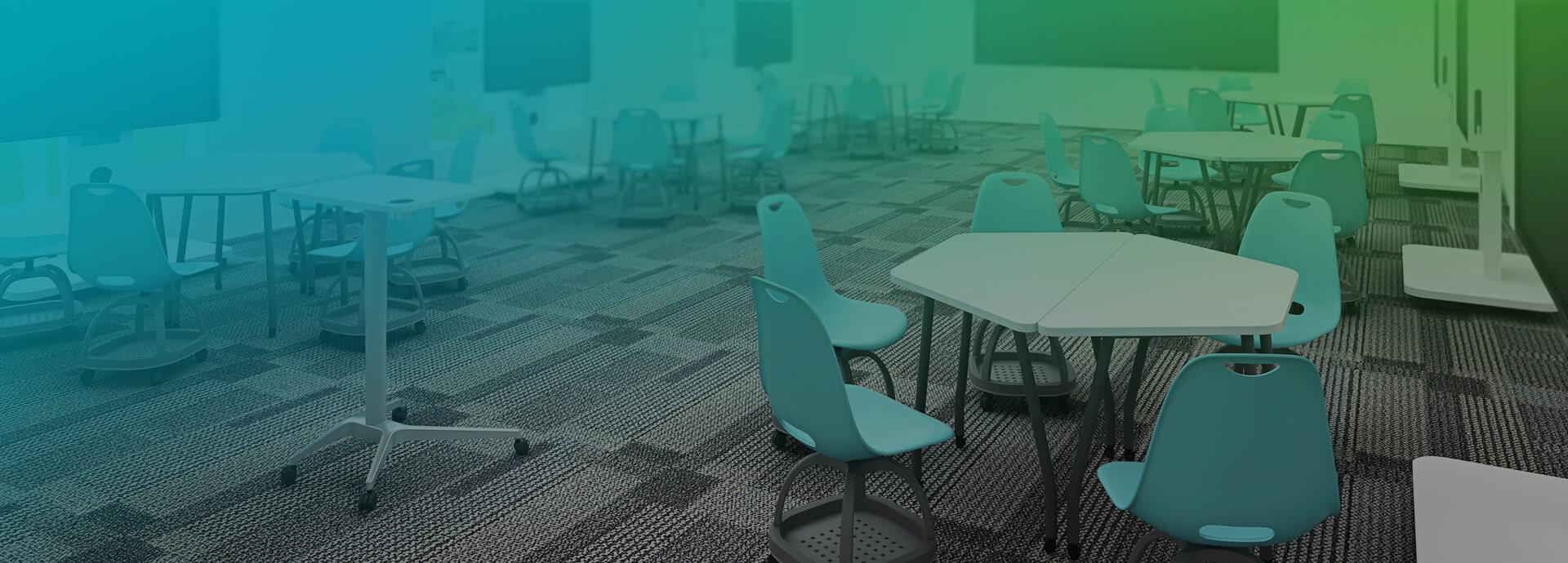 高教智慧教室解决方案