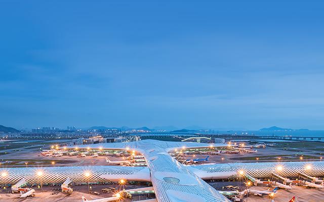 网络赋能智慧机场