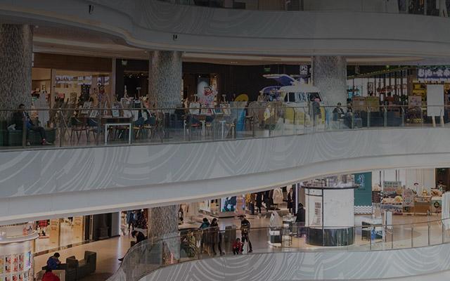 智慧商业广场解决方案