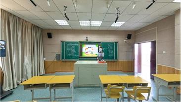 某教育局-同步课堂VR体验