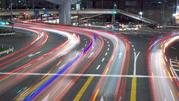 智慧交通路 由锐捷创新 - 锐捷网络