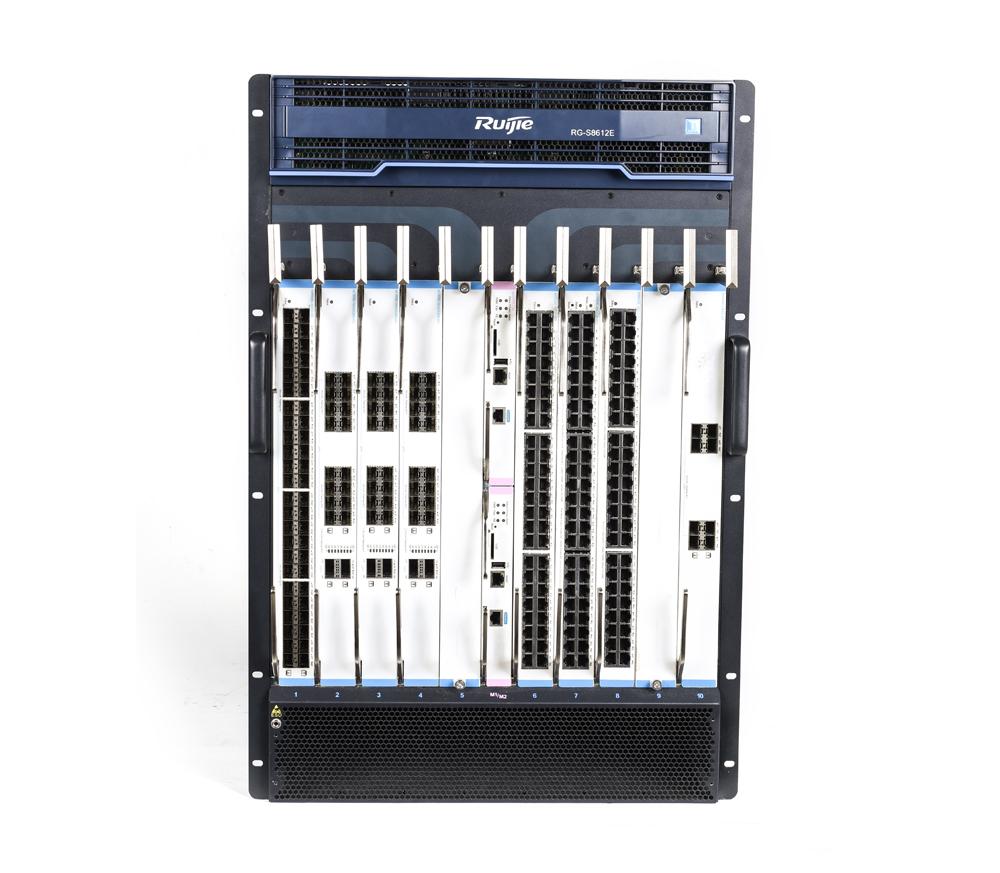 RG-S8600E系列云架构网络核心交换机