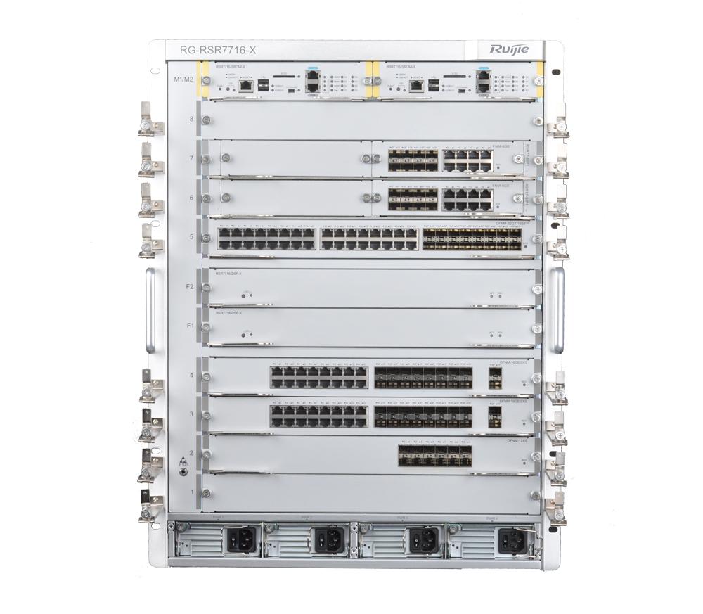 RG-RSR77-X系列核心全业务路由器