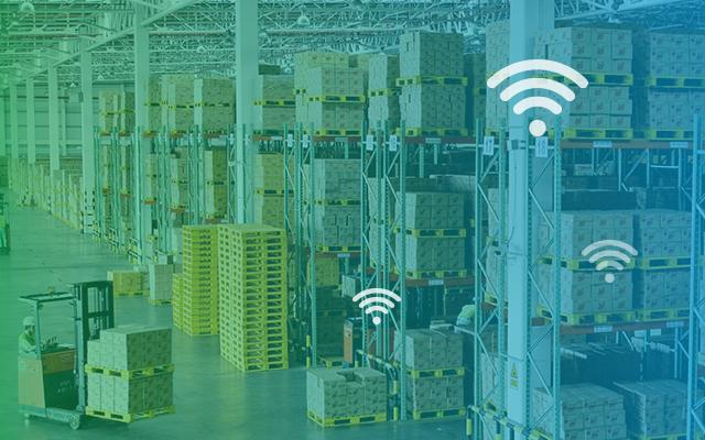 互联网仓储无线网络解决方案