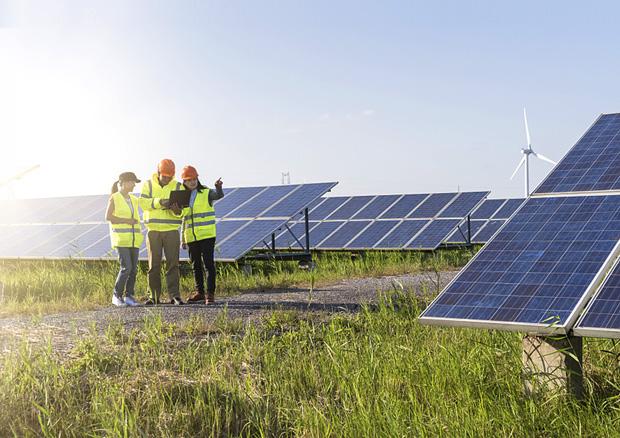 电力能源行业无线安全办公解决方案